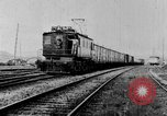 Image of electric train Brazil, 1928, second 49 stock footage video 65675050757