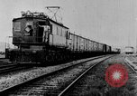 Image of electric train Brazil, 1928, second 52 stock footage video 65675050757