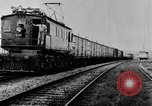 Image of electric train Brazil, 1928, second 53 stock footage video 65675050757