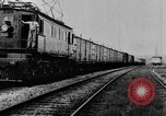 Image of electric train Brazil, 1928, second 54 stock footage video 65675050757