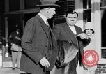 Image of Babe Ruth playing golf Saint Petersburg Florida USA, 1930, second 25 stock footage video 65675050771