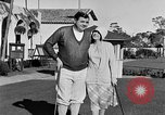 Image of Babe Ruth playing golf Saint Petersburg Florida USA, 1930, second 30 stock footage video 65675050771