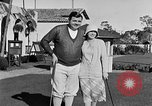 Image of Babe Ruth playing golf Saint Petersburg Florida USA, 1930, second 31 stock footage video 65675050771