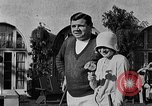 Image of Babe Ruth playing golf Saint Petersburg Florida USA, 1930, second 35 stock footage video 65675050771
