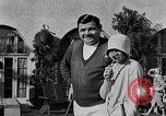 Image of Babe Ruth playing golf Saint Petersburg Florida USA, 1930, second 36 stock footage video 65675050771
