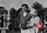 Image of Babe Ruth playing golf Saint Petersburg Florida USA, 1930, second 37 stock footage video 65675050771