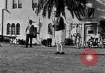 Image of Babe Ruth playing golf Saint Petersburg Florida USA, 1930, second 47 stock footage video 65675050771
