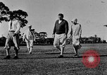 Image of Babe Ruth playing golf Saint Petersburg Florida USA, 1930, second 48 stock footage video 65675050771