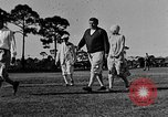 Image of Babe Ruth playing golf Saint Petersburg Florida USA, 1930, second 49 stock footage video 65675050771