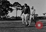 Image of Babe Ruth playing golf Saint Petersburg Florida USA, 1930, second 50 stock footage video 65675050771