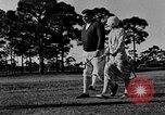 Image of Babe Ruth playing golf Saint Petersburg Florida USA, 1930, second 51 stock footage video 65675050771