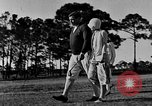 Image of Babe Ruth playing golf Saint Petersburg Florida USA, 1930, second 52 stock footage video 65675050771