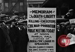 Image of Boston rally against alcohol prohibition Boston Massachusetts USA, 1930, second 34 stock footage video 65675050773