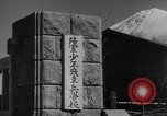 Image of Japanese high school boys train with soldiers Japan, 1942, second 13 stock footage video 65675050776