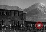 Image of Japanese high school boys train with soldiers Japan, 1942, second 26 stock footage video 65675050776