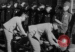 Image of Japanese high school boys train with soldiers Japan, 1942, second 47 stock footage video 65675050776