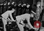 Image of Japanese high school boys train with soldiers Japan, 1942, second 48 stock footage video 65675050776