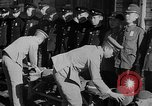 Image of Japanese high school boys train with soldiers Japan, 1942, second 49 stock footage video 65675050776