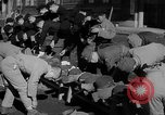 Image of Japanese high school boys train with soldiers Japan, 1942, second 55 stock footage video 65675050776