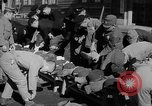 Image of Japanese high school boys train with soldiers Japan, 1942, second 57 stock footage video 65675050776