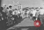 Image of Filipino men working under Japanese occupation Manila Philippines, 1942, second 12 stock footage video 65675050780