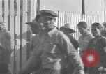 Image of Filipino men working under Japanese occupation Manila Philippines, 1942, second 15 stock footage video 65675050780