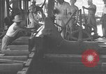Image of Filipino men working under Japanese occupation Manila Philippines, 1942, second 26 stock footage video 65675050780
