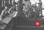 Image of Filipino men working under Japanese occupation Manila Philippines, 1942, second 31 stock footage video 65675050780