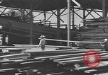 Image of Filipino men working under Japanese occupation Manila Philippines, 1942, second 38 stock footage video 65675050780