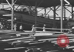 Image of Filipino men working under Japanese occupation Manila Philippines, 1942, second 39 stock footage video 65675050780