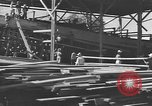 Image of Filipino men working under Japanese occupation Manila Philippines, 1942, second 40 stock footage video 65675050780