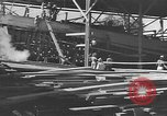 Image of Filipino men working under Japanese occupation Manila Philippines, 1942, second 41 stock footage video 65675050780