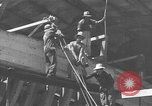 Image of Filipino men working under Japanese occupation Manila Philippines, 1942, second 48 stock footage video 65675050780