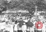 Image of Japanese victory march Manila Philippines, 1942, second 8 stock footage video 65675050783