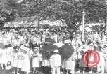 Image of Japanese victory march Manila Philippines, 1942, second 12 stock footage video 65675050783