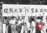 Image of Japanese victory march Manila Philippines, 1942, second 13 stock footage video 65675050783