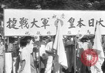 Image of Japanese victory march Manila Philippines, 1942, second 14 stock footage video 65675050783