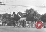Image of Japanese victory march Manila Philippines, 1942, second 18 stock footage video 65675050783