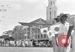 Image of Japanese victory march Manila Philippines, 1942, second 19 stock footage video 65675050783