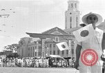 Image of Japanese victory march Manila Philippines, 1942, second 20 stock footage video 65675050783