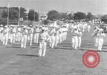 Image of Japanese victory march Manila Philippines, 1942, second 29 stock footage video 65675050783