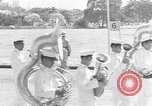 Image of Japanese victory march Manila Philippines, 1942, second 32 stock footage video 65675050783
