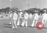 Image of Japanese victory march Manila Philippines, 1942, second 35 stock footage video 65675050783