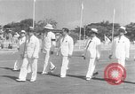 Image of Japanese victory march Manila Philippines, 1942, second 36 stock footage video 65675050783