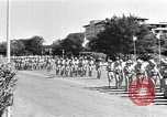 Image of Japanese victory march Manila Philippines, 1942, second 37 stock footage video 65675050783
