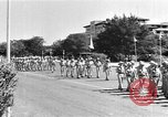 Image of Japanese victory march Manila Philippines, 1942, second 38 stock footage video 65675050783