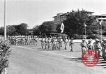 Image of Japanese victory march Manila Philippines, 1942, second 39 stock footage video 65675050783