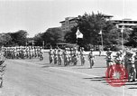 Image of Japanese victory march Manila Philippines, 1942, second 40 stock footage video 65675050783
