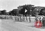 Image of Japanese victory march Manila Philippines, 1942, second 41 stock footage video 65675050783