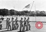 Image of Japanese victory march Manila Philippines, 1942, second 44 stock footage video 65675050783